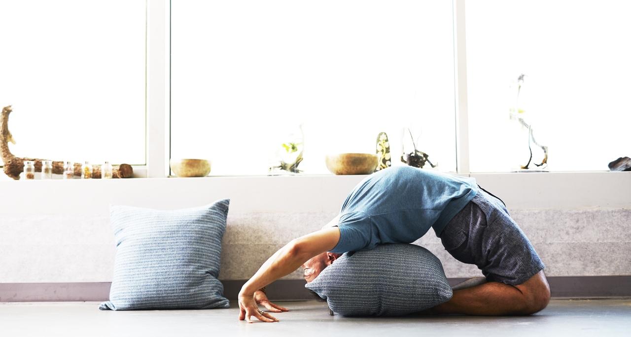 Einfache Yoga Übungen für den Morgen!